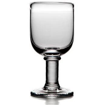 SIMON PEARCE ESSEX RED WINE GLASS
