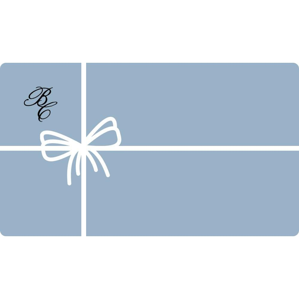 Belle Cose Gift Card Belle Cose, Inc.