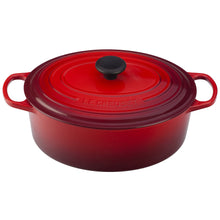 Load image into Gallery viewer, LE CREUSET OVAL FRENCH OVEN 6.75QT