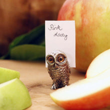 Load image into Gallery viewer, VAGABOND OWL PLACECARD HOLDER VAGABOND HOUSE
