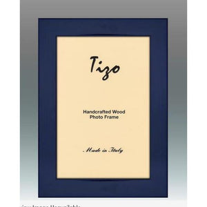 TIZO WOOD FRAME BLUE 5X7 TIZO