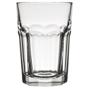 DOWN TO EARTH GIBRALTER BEVERAGE GLASS 14 OZ DOWN TO EARTH