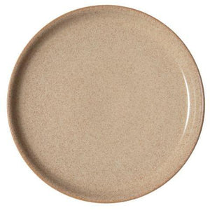 DENBY STUDIO CRAFT ELM COUPE DINNER PLATE DENBY