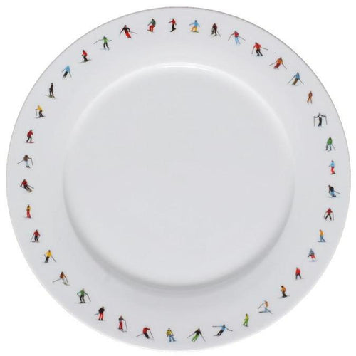 POWDERHOUND DINNER PLATE POWDERHOUND