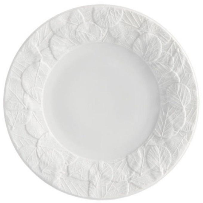 MICHAEL ARAM PLATE TIDBIT FOREST LEAF