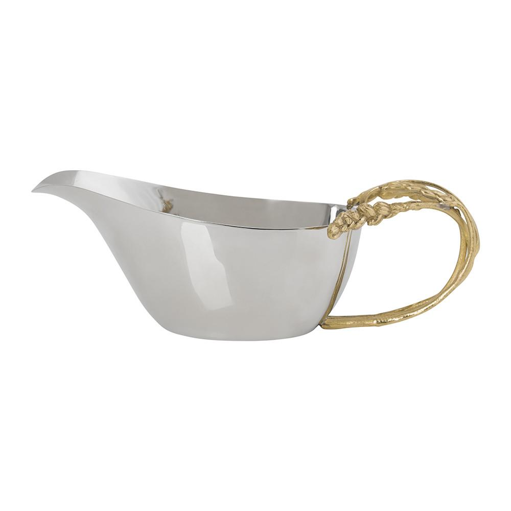 MICHAEL ARAM WHEAT GRAVY BOAT