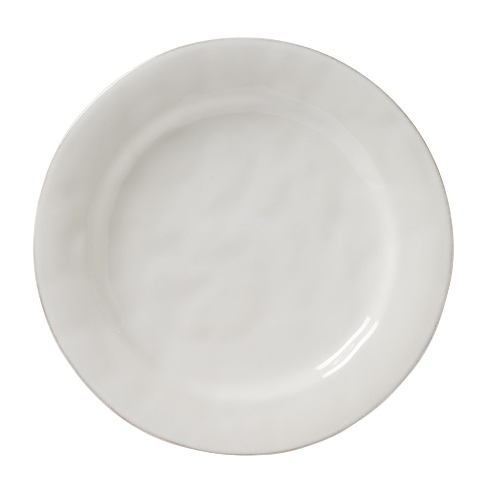 JULISKA PURO WHITEWASH DINNER PLATE JULISKA