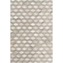 "Load image into Gallery viewer, SURYA MEDORA DIAMOND PATTERN RUG 5'X7' 6"" SURYA"