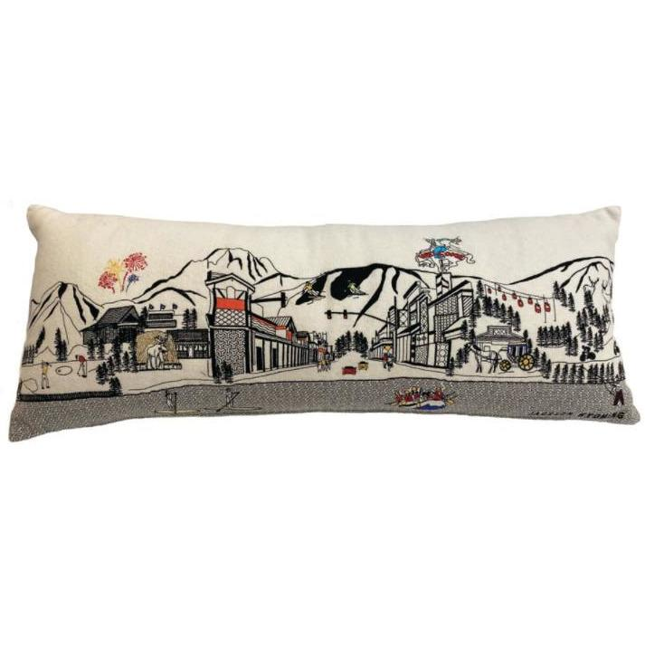 BEYOND CUSHIONS CORP JACKSON HOLE DAY CREAM QUEEN PILLOW BEYOND CUSHIONS CORPORATION
