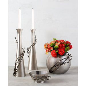 MICHAEL ARAM WILLOW CANDLE HOLDER