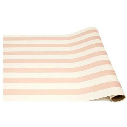 HESTER & COOK PINK CLASSIC STRIPE RUNNER 20