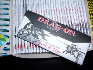 Drag-On Papers and Tips 5 Pack