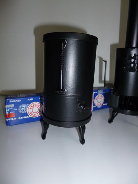 Small Stove Incense Burner