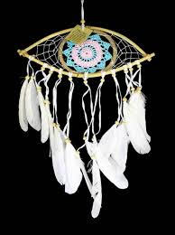 Spiritual Eye Dreamcatcher 30cm