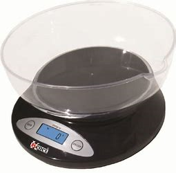 Kenex Table Top Scale KTT-3000 3Kg x 0.1g