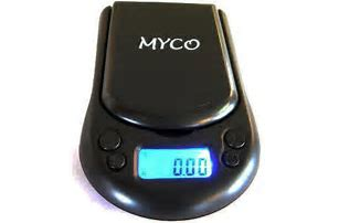 Myco Mini-Pro Digital Scale 500g x 0.1g