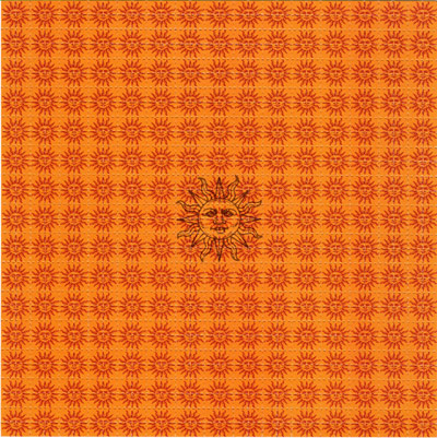 Orange Sunshine Tribute Blotter