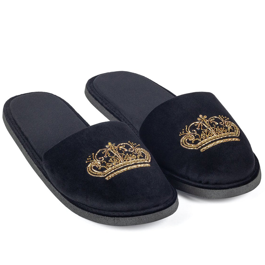 New Tiara Mule Domani Slippers© (Limited Edition)