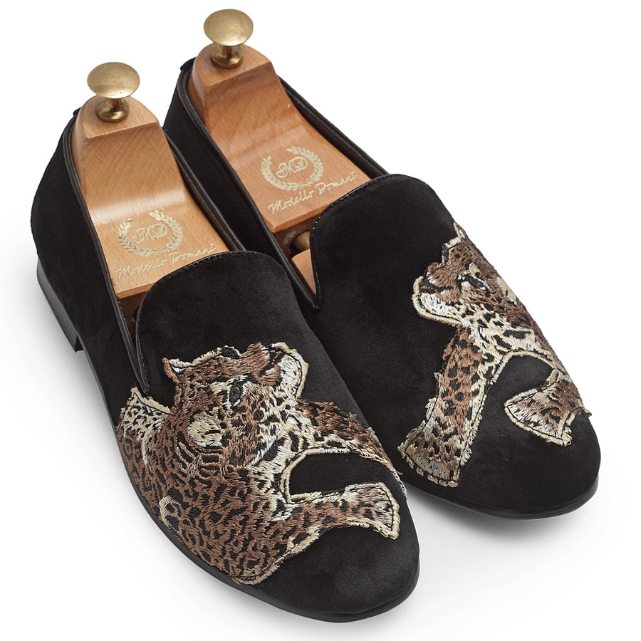 Leopard Slipons (Limited Edition)