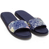 Reversible Sequin Slippers