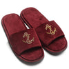 Anchor Domani Slippers© (Wine)