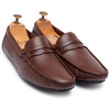Classic Penny Slipons (Brown)