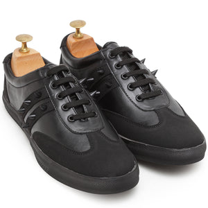 Spike'd Sneakers (Black)