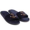 Anchor Slippers (Navy)