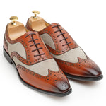 Oil Hand Burnished Dual Brogues (LIMITED EDITION)