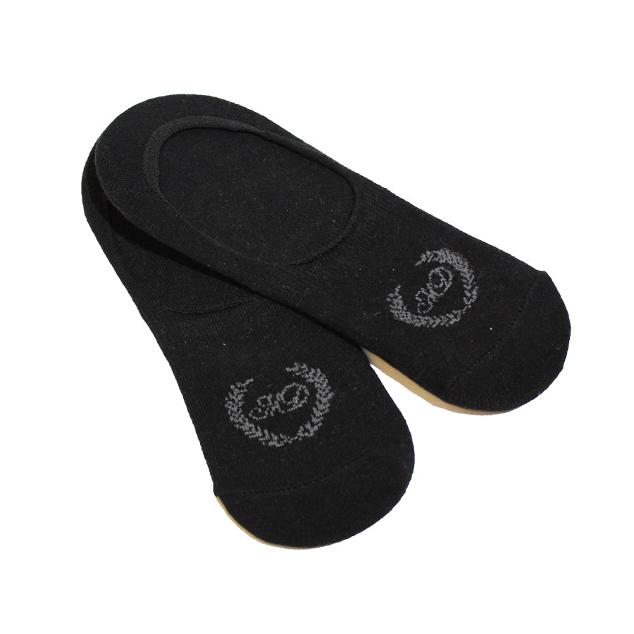 100% Cotton Loafer Socks
