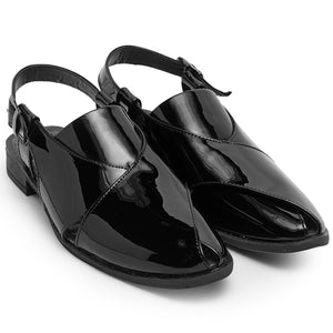 The Peshawari (Patent Black)