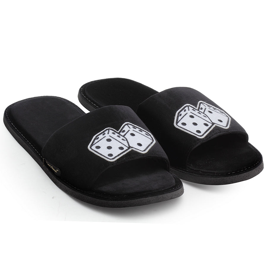 Dice Slippers