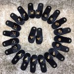 Kids Customized Initials Domani Slippers© (Made To Order)