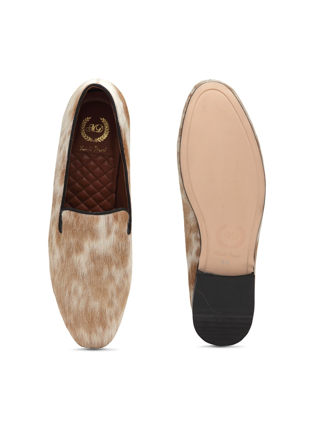 Horse Hair Slipons (Limited Edition)