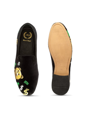 Luxury Hand-Painted Slipons (Made To Order)
