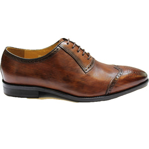 Oil Hand Burnished Tan Brogues (LIMITED EDITION)