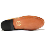 The Entrepreneur Slipons (LIMITED EDITION GOLDEN THREAD)
