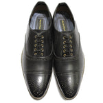 The Oxford Brogues (Black)