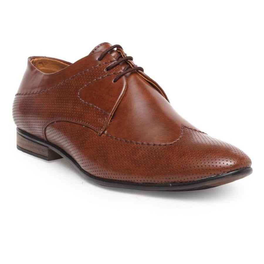 Spotted Derby (Brown)