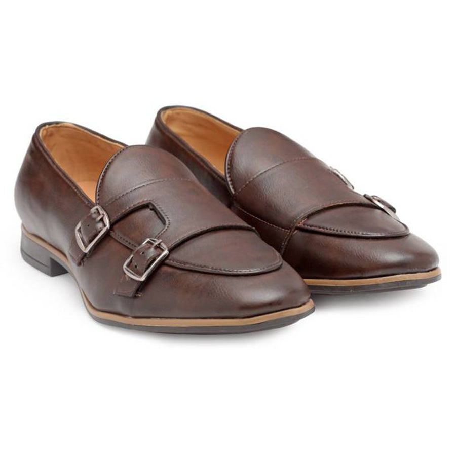 Dual Monkstraps (Brown)