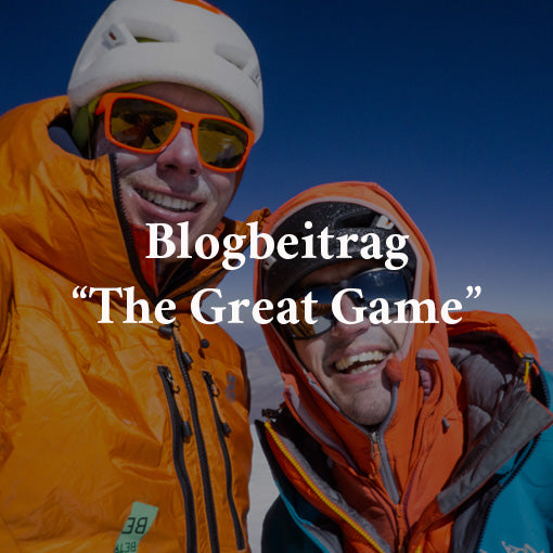 """Blogbeitrag """"The Great Game"""""""