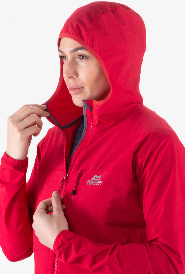 Echo Hooded Women's Jacket