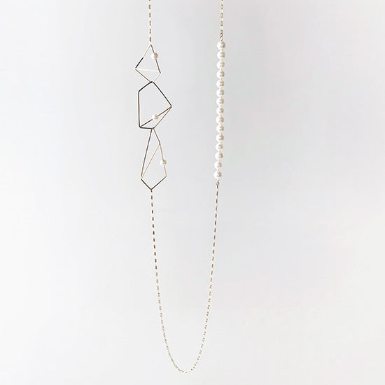K10YG necklace<br>AR022