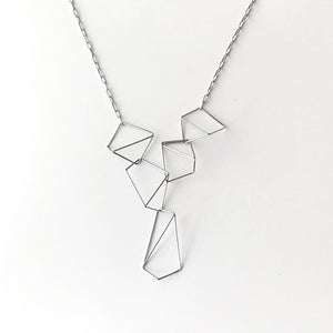 stainless necklace<br>AR023