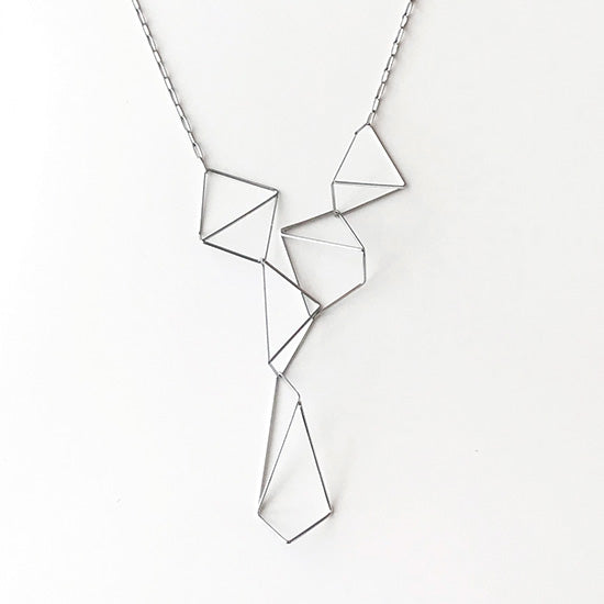 stainless necklace<br>AR024