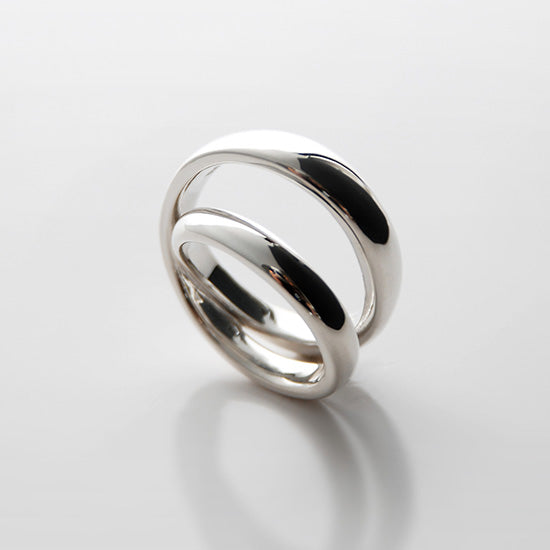 silver ring<br>DR037