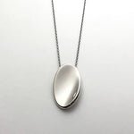 silver necklace<br>WA017