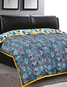 GAMING Teens & Kids Bedding HOMBEDIMP QUILT COVER SINGLE