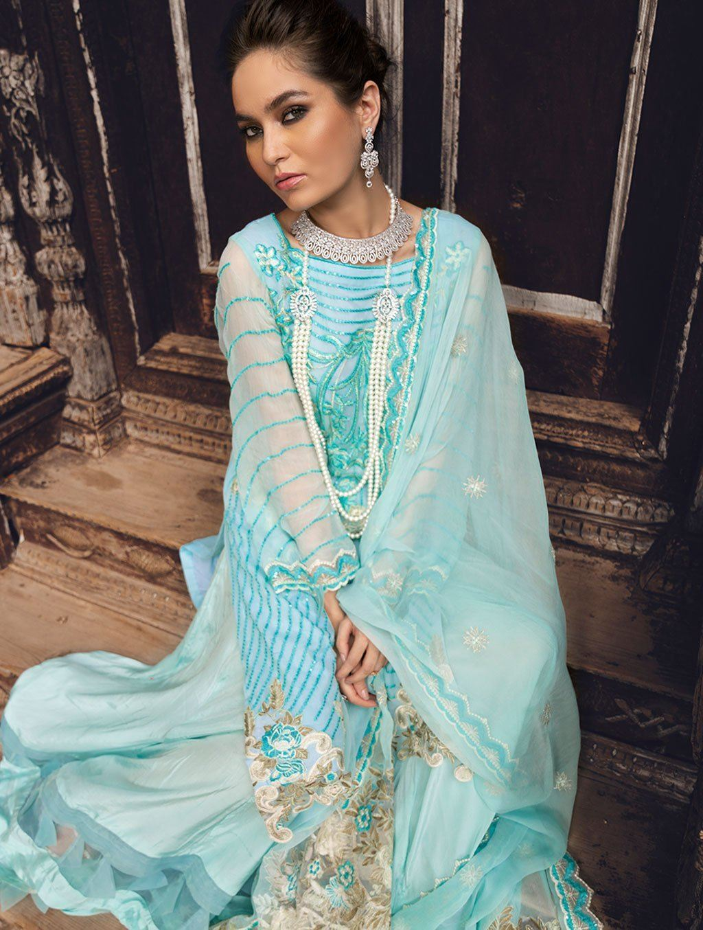 KNAC-1099 Chiffon Collection 2020-Volume 2 FASUNSLAD