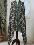Printed Cashmere Shawl IHC-R-01-16 Wraps FASUNSLAD